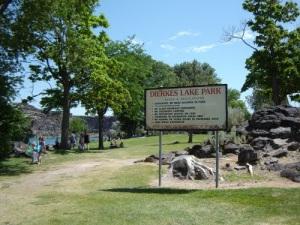 Diekes Lake