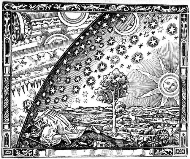 metaphysics woodcut